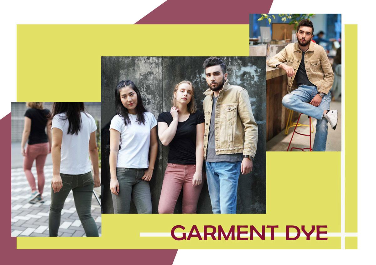 garment-dye